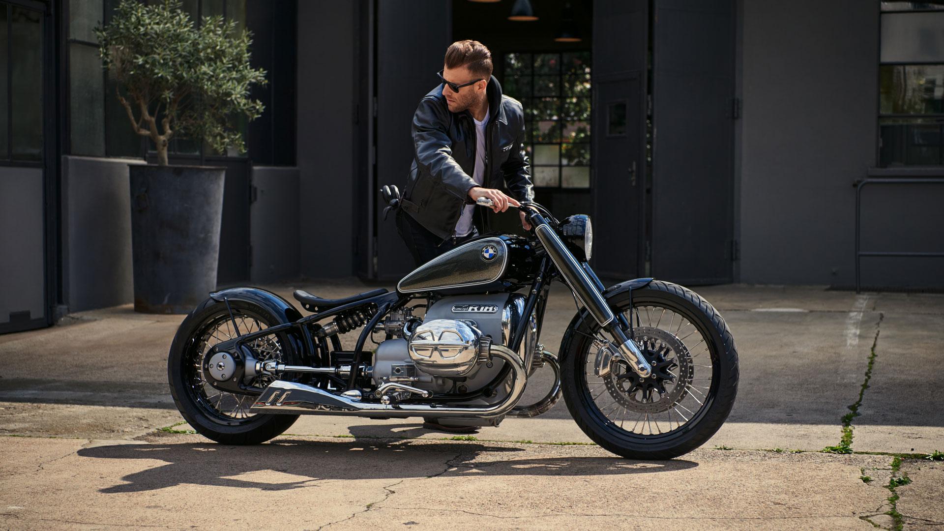 Die Concept R 18 Bmw Motorrad